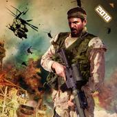 Frontline Commando Battle icon