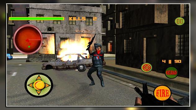 Frontline Commando Battle apk screenshot