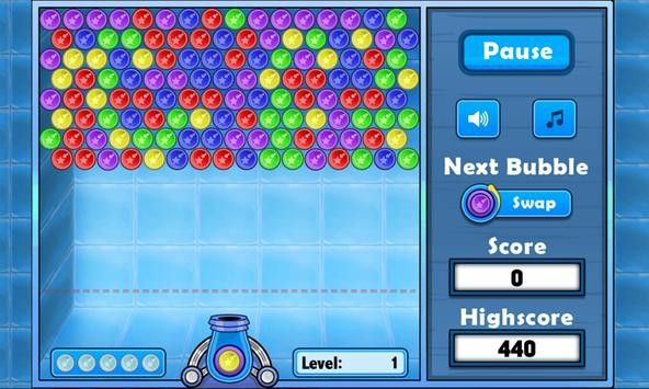 Bubble Shooter Star poster