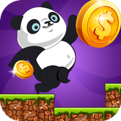 Amazing Panda Run icon