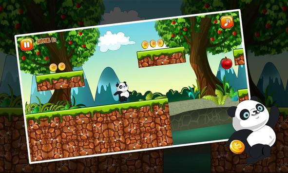 Amazing Panda Run screenshot 3