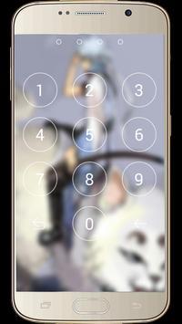 Anime Gintoki Lock Screen apk screenshot