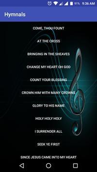 Hymnals - CCSIT San Juan poster