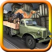 Animal Transport Truck 2017 icon