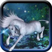 My Little Unicorn Jungle Run icon