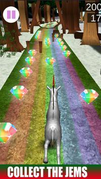 My Little Unicorn Jungle Run screenshot 5