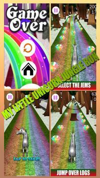 My Little Unicorn Jungle Run screenshot 14