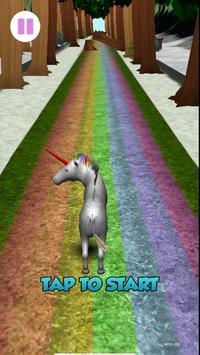 My Little Unicorn Jungle Run screenshot 18