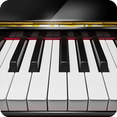 ピアノ  -  ぴあの 鍵盤 リアル 曲 げーむ アイコン