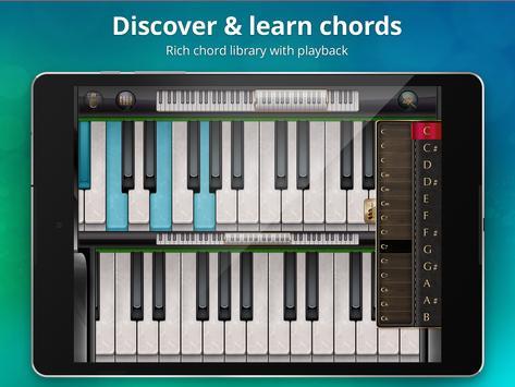 ピアノ  -  ぴあの 鍵盤 リアル 曲 げーむ apk スクリーンショット