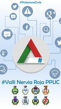 #Valli Nervia Roja PPUC poster