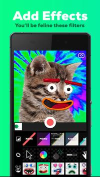 GIPHY CAM - The GIF Camera & GIF Maker poster