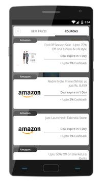 Online Price Compare App India apk screenshot