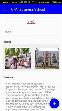 ICFAI Business School Gurgaon screenshot 1