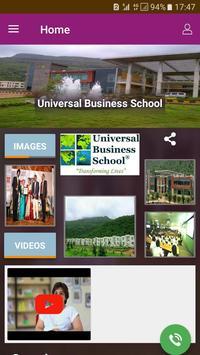 Universal Business School screenshot 5