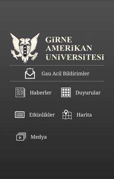 Girne Amerikan Üniversitesi screenshot 1