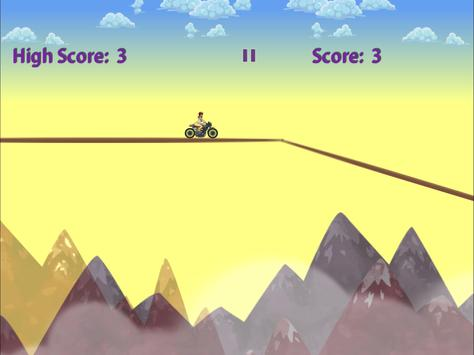 Girl on Motorbike screenshot 5