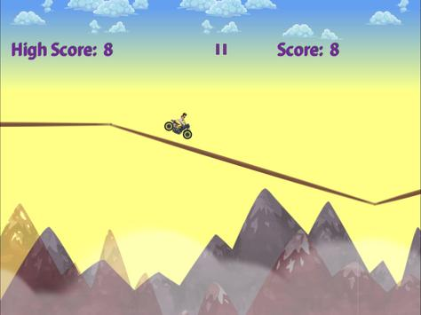 Girl on Motorbike screenshot 7