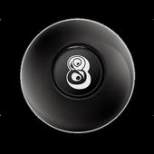 Simple Magic 8 Ball icon