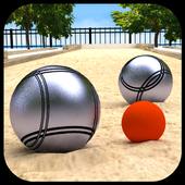 Bowls bowling 3D icon