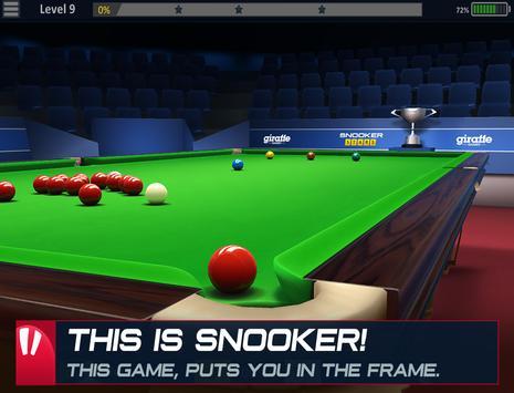 Snooker Stars - 3D Online Sports Game apk screenshot