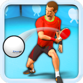 Table Tennis 3D 2014 icon