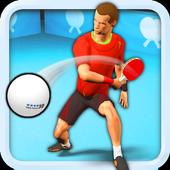 Table Tennis 3D 2014 icon