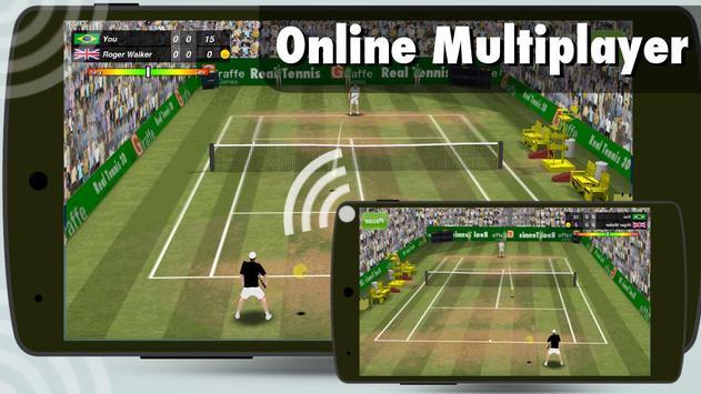 网球 3D 2014 截圖 1