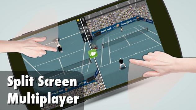 网球 3D 2014 截圖 3