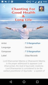 Chanting For Good Health And Long Life (offline) poster