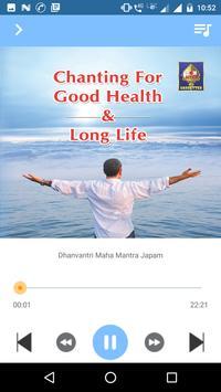 Chanting For Good Health And Long Life (offline) apk screenshot