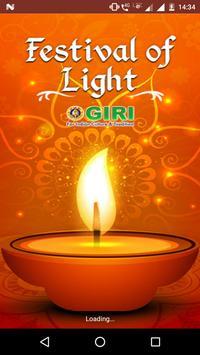 Festival of Light poster
