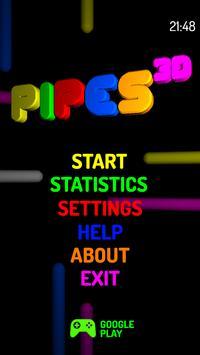 Pipes 3D apk screenshot