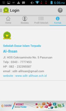SIMS SDIT Al-Ihsan Pasuruan screenshot 4