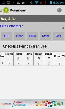 SIMS SDIT Al-Ihsan Pasuruan screenshot 6
