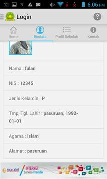 SIMS SDIT Al-Ihsan Pasuruan screenshot 3