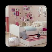 Girl Bedroom Design Ideas icon