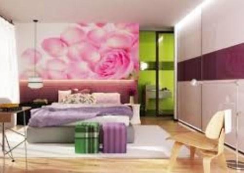 Girl Bedroom Design Ideas poster