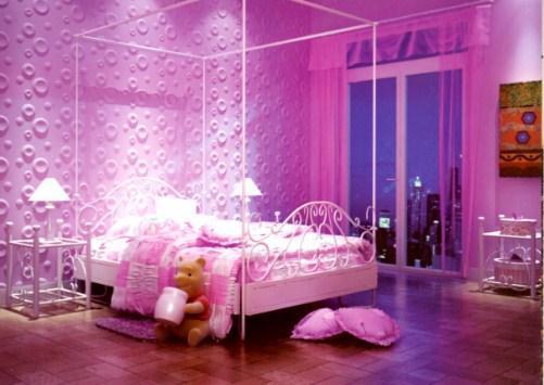 Girl Bedroom Design Ideas apk screenshot