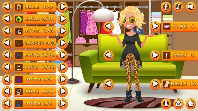 Girl Dress Up screenshot 2