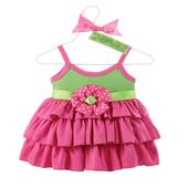 Little Girl Baby Dress icon