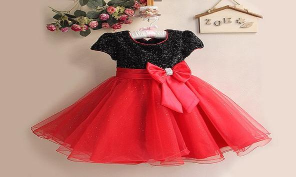 Little Girl Baby Dress poster