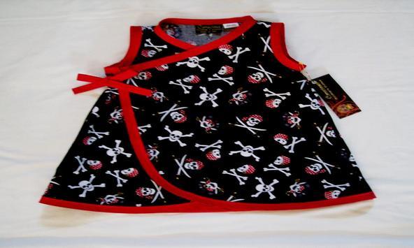 Little Girl Baby Dress screenshot 1