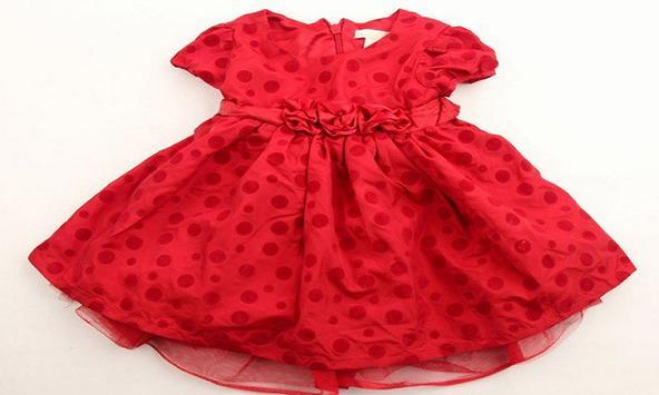 Little Girl Baby Dress screenshot 8