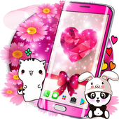 Wallpapers for Girls - Girly backgrounds icon
