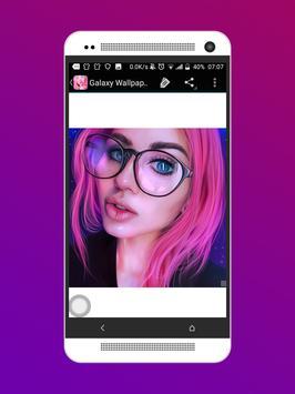 Girly Wallpapers Art screenshot 1