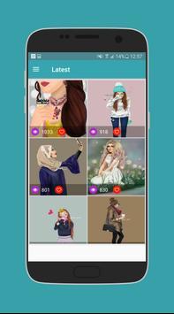 Girly m Themes 4K apk screenshot