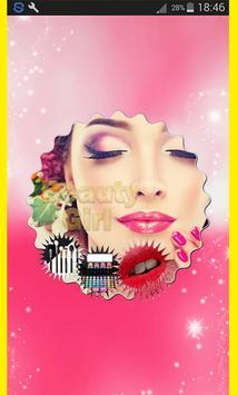 Face Makeup Beauty Girl Editor poster