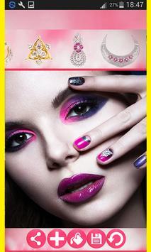 Face Makeup Beauty Girl Editor apk screenshot