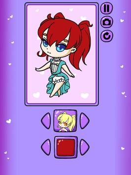 Anime Chibi Maker Apk Screenshot